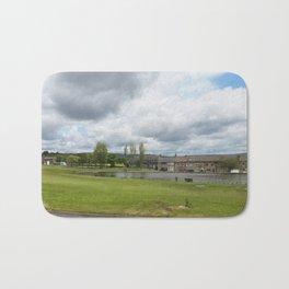 Rochdale Syke pond Bath Mat