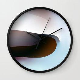 Fragrance of shape Wall Clock