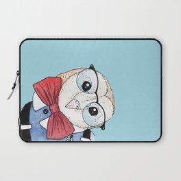 Dapper Owl Laptop Sleeve