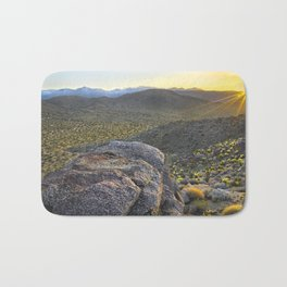Wish Upon a Sun Star Bath Mat