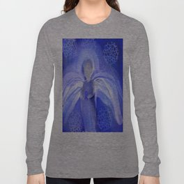 Cancer Awareness Angel Long Sleeve T-shirt
