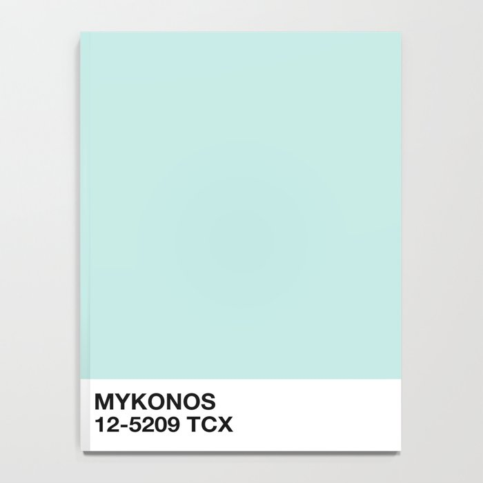 mykonos Notebook