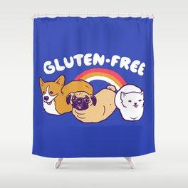 GF Loaves Shower Curtain