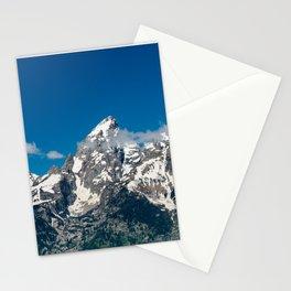 Grand Tetons Panorama Stationery Cards