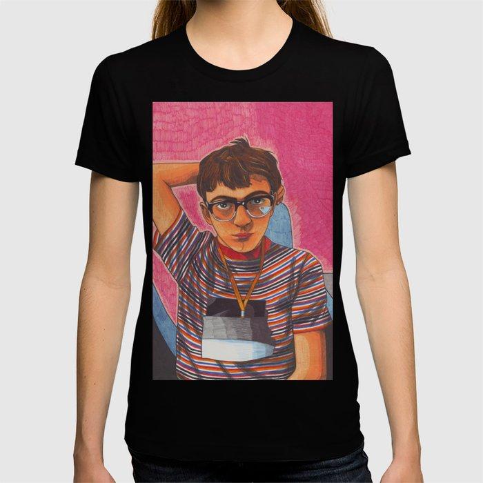 Stripey Coxon T-shirt