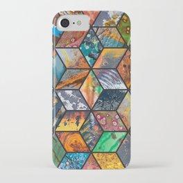 Junkyard Diamonds iPhone Case