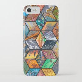 Junkyard Diamonds iPhone Case