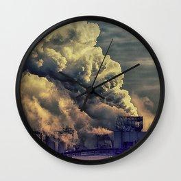 Industry Culture Wall Clock