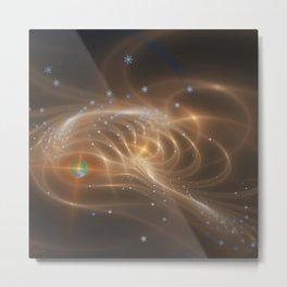Cosmic Expanse Metal Print