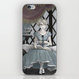An Uneasy Truce iPhone Skin
