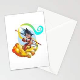 Son Goku Stationery Cards