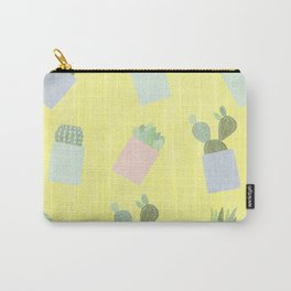 Succulents 2 Carry-All Pouch