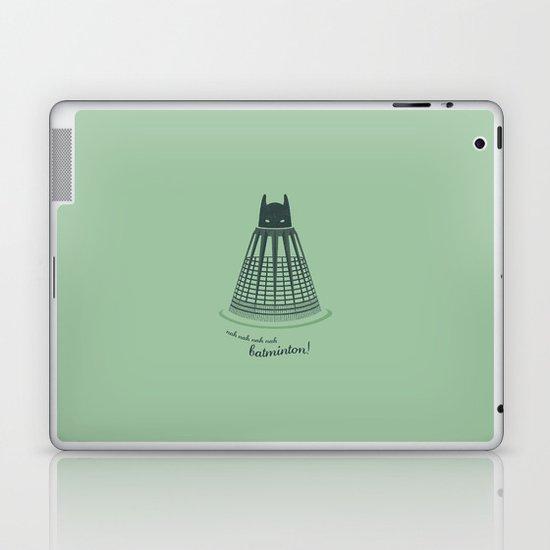 Batminton Laptop & iPad Skin