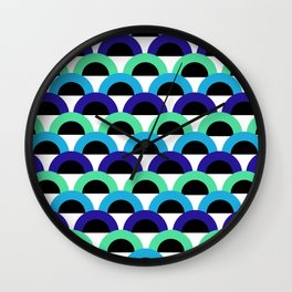 Cover 22 Wall Clock