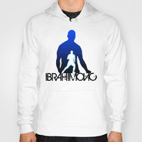 zlatan Hoodies featuring Zlatan Ibrahimovic by Sport_Designs