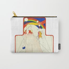 Deco Rainbow Carry-All Pouch