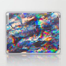 TOUCHING FROM A DISTANCE Laptop & iPad Skin