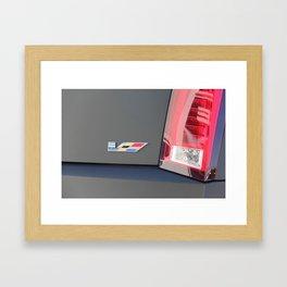 I love cadilac Framed Art Print