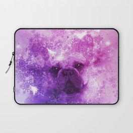 French Bulldog Christmas Holidays Laptop Sleeve