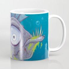 Zombie Fish Coffee Mug