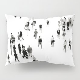Connect the Dots at the Oculus New York Pillow Sham