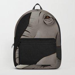 Elephant Ivory Backpack