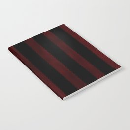 Gothic Stripes III Notebook