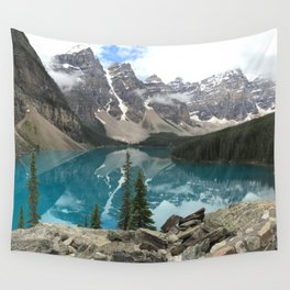 Hidden Lake Wall Tapestry