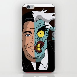 PAUL RYAN IS TWO FACE iPhone Skin