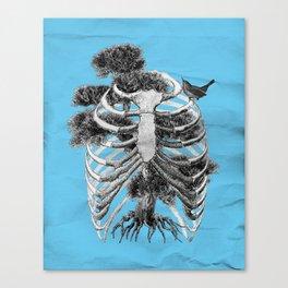 A Breath of Fresh Air Canvas Print