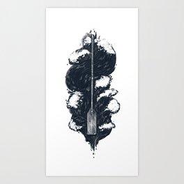 OAR Art Print