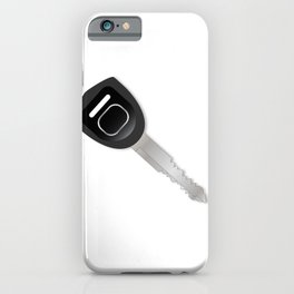 Car Key iPhone Case