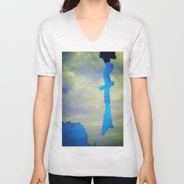 Signs in the Sky Collection - Hope Unisex V-Neck