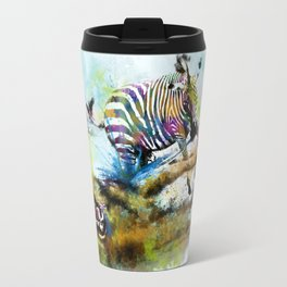 Smash your pattern! Travel Mug