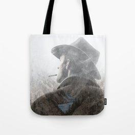 Mountain's Cowboy by GEN Z Tote Bag