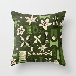 Rotuma Throw Pillow