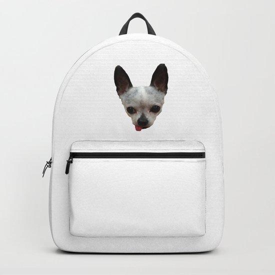 Cute Dog Head by macsquiddles