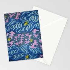 View from the Plane Stationery Cards