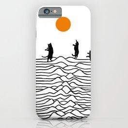 Good Morning Meow 2 - Joy iPhone Case