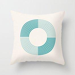 Coil Throw Pillow
