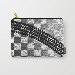 Flag Skid Mark Carry-All Pouch