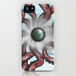 The Black Pearl iPhone Case