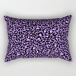 Neon leopard Rectangular Pillow
