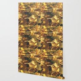 Beautiful Ginkgo leaves Wallpaper