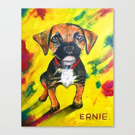 Hello Ernie Canvas Print