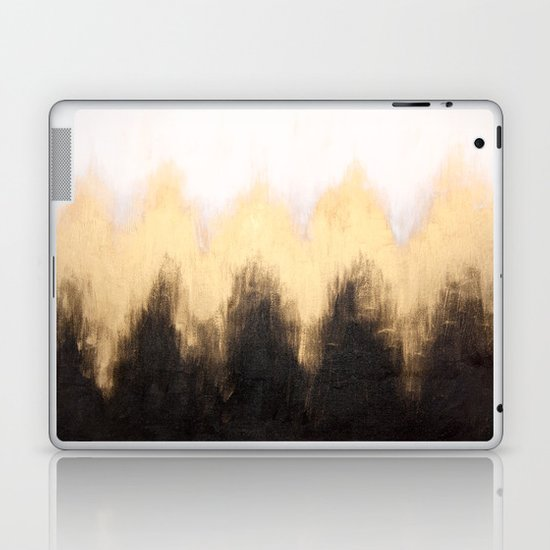 Metallic Abstract by caitlinworkman