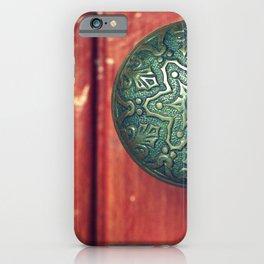 Old Knob iPhone Case