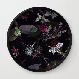 Precious Nature 3 Wall Clock