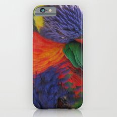 Colorful Bird iPhone 6s Slim Case