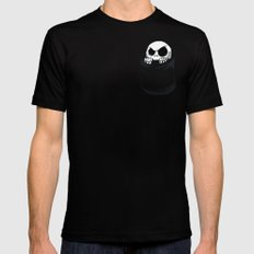 Jack in the Pocket MEDIUM Mens Fitted Tee Black